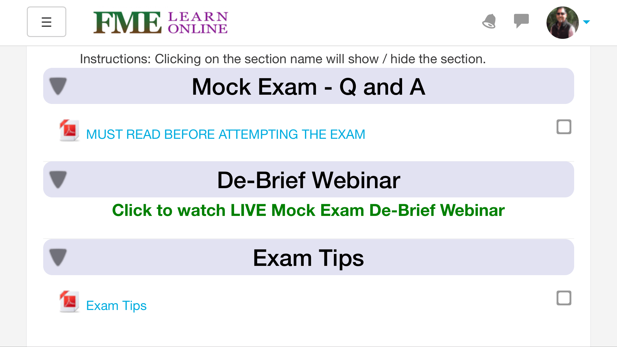 ACCA P4 Dec 2017 Mock Service & Exam Tips - SunilBhandari com